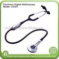 aprobado por la ce estetoscopio electrónico digital estetoscopio estetoscopio electrónico