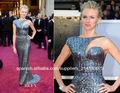 Naomi Watts 85a Oscar Celebrity viste los vestidos de la alfombra roja