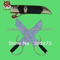 Armas de Wushu-cuchillo de la mariposa