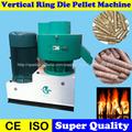 CE certificado máquina para hacer pellets de madera