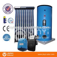 100 to 1000 litros sistema de calentador de agua solar