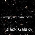 Black galaxy granito indio negro oscuro