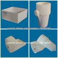 Crisol de cerámica para la fusión