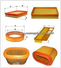 Profesional filtro de aire auto Y601-13-Z40