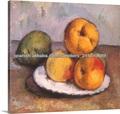 arte de la lona de fruta