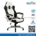 de cuero cómodos carreras silla / silla de oficina de estilo moderno (Y- 2897 )