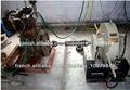 industrial del motor diesel de la prueba