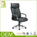 ajustables sillas nuevas de la oficina con alta espalda de cuero