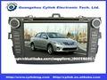 TOYOTA COROLLA Coches reproductor de DVD con GPS Navegación / TV