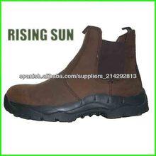 Zapatos de seguridad de goma de moda