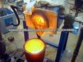 Horno que derrite de la inducción preciosa ahorro de energía del metal noble para la fundición del indction