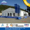 Fabrica de carpas para eventos Al aire libre grandes carpas reuiones de lona PVC para conferencias