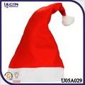 Gorro de Santa Claus/ Sombrero de la Navidad/ Adornos de navidad