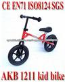 AKB-1211 Los niños moto equilibrio/chico correr bicicleta--------EN71,CE,SGS,ISO8124,CPSIA, ASTM F963-11,FSC