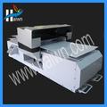 En ventas! Máquina de la impresora de inyección de tinta blanca caso del iphone / pad / lápiz máquina impresora HAIWN-600WHITE