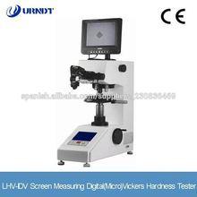 URNDT LHV-IDV Pantalla de Medición Digital (Micro) Vickers Probador de la Dureza