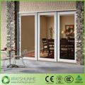 Puertas y ventanas de aluminio con vidrio insulado