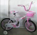 Niños dama bicicleta