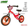 AKB-1219 Andador Niños primera moto ligera niños bicicleta de equilibrio--------aceptamos el servicio OEM