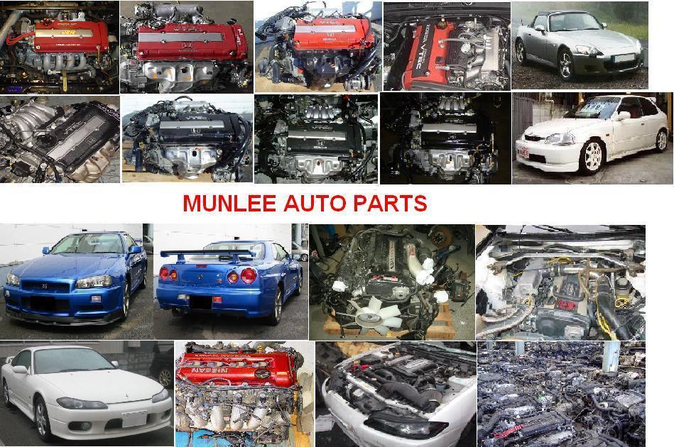 Japan Used Engines