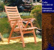 Folding Arm Chair