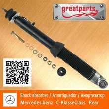 Rear Shock absorber Mercedes Benz C class W202 suspension parts
