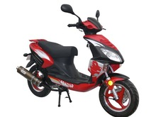 The Newest 50cc Scooter With EEC, DOT, EPA