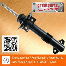 Front Shock absorber Mercedes Benz C Klasse genuine auto spare parts
