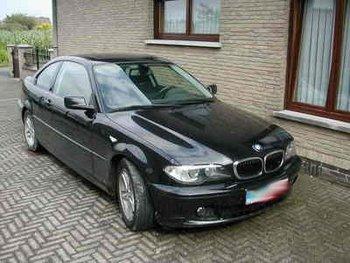 Second Hand BMW 320d