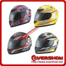 full face police racing motorcycle helmet