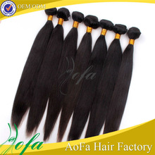 Perfect quality wholesale price 30 inch remy human hair weft