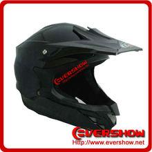Black ATV and Cross helmet
