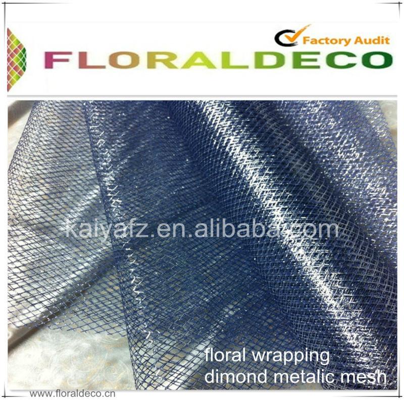 Floral Wrap Mesh