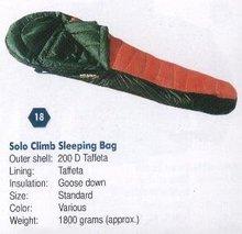 Solo Climb Sleeping Bag