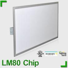 For hotel and office application led light panel lighting 2X2ft US panel light