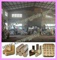 Beyazkömür/biyo kömür Briket/odun Briketleme basın makinesi