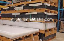 Non-Toxic high quality anti-static PE 1000 plastic sheet