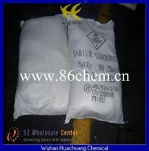 carbon filter foam powder barium carbonate