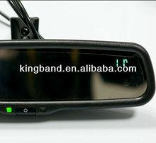 latest auto dimming car temperature sensor car rear mirror for TOYOTA/GM/BUICK/NISSAN/HYUNDAI/KIA/Peugeot /Citroen etc