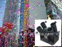 party popper confetti / confetti&streamer launchers / streamer confetti fireworks launcher