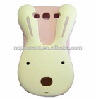 Cute Rabbit Animal Case For Samsung Galaxy S3