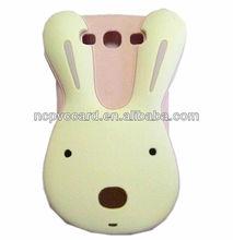Cute Rabbit Animal Case For Samsung Galaxy S3
