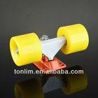 Skateboard Parts,Alluminum Skateboard Trucks,Wheels,Bearings
