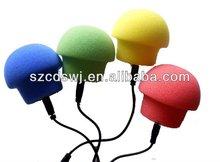 Sponge shape mini speaker