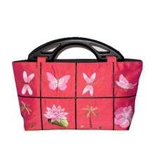 Taffeta Silk Embroidery Bags