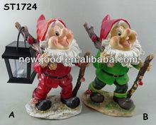 Polyresin Garden Gnome Statue