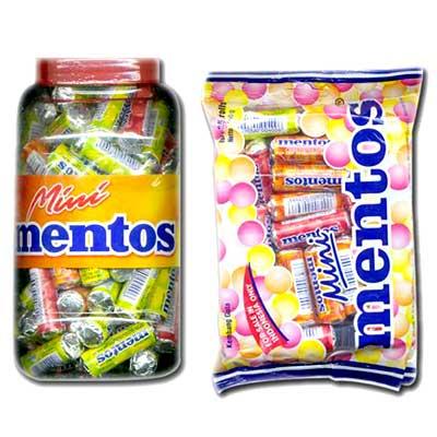 Mentos Mini Rolls Mentos Mini Candy