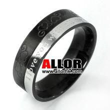 2013 Logo Design Jewelry Forever Love Ring