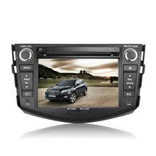 GPS Navigation Toyota RAV4, 7inch Car DVD Player