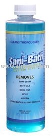 Sani-Bath Whirlpool Bath System Cleaner